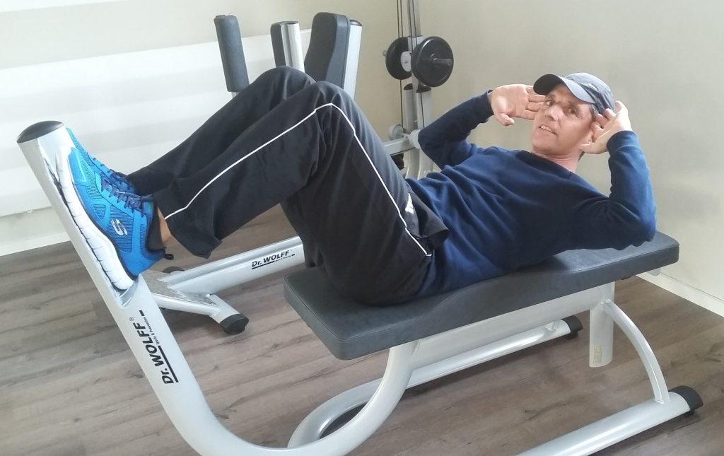 Thomas Siegmayer, Fitness-Studioleiter in Bad Windsheim - Lenkersheim